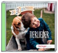 30 schönste Tierlieder CD