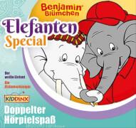 CD Benjamin Blümchen Box: Elefanten