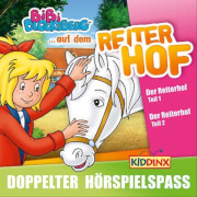 CD Bibi Blocksberg Box:Reiter