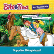 CD Bibi & Tina Box: Spuren