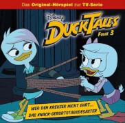 CD Ducktales 3: Kreuzer