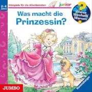 CD WIESO? WESHALB? WARUM? Junior : Prinzessin