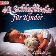 CD 40 Schlaflieder Relaunch