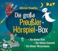 CD Preußler-Hörspiel-Box