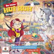 CD Kleiner Hui Buh 11: Klasse