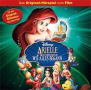 CD WD Arielle: Alles begann
