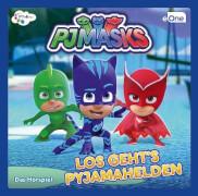 CD PJ Masks 2: Los geht´s