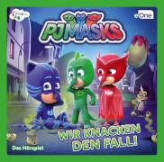 CD PJ Masks 4: Fall