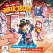 CD Kleiner Hui Buh 12: Schatz