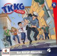 Kosmos CD TKKG Junior 06 Bei Anruf Abzocke