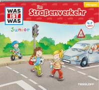 Tessloff WAS IST WAS Junior Hörspiel: Im Straßenverkehr