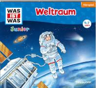 Tessloff WAS IST WAS Junior Hörspiel: Weltraum