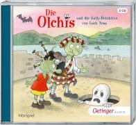 Die Olchis und die Gully-Detektive von Loch Ness 2CD
