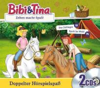 CD Bibi & Tina Box: Zelten