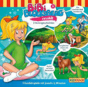 CD Bibi Blocksberg erzählt 8