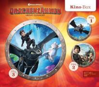 CD Drachenzähmen Filme 1-3