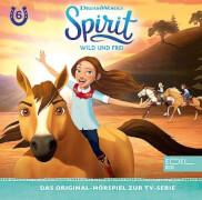 CD Spirit 6: Rennen