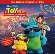 CD WD Toy Story: Kein Kommand