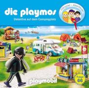 CD Playmos 66: Detektive