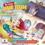 CD Kleiner Hui Buh 13: Besen