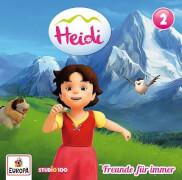 CD Heidi CGI 2: Freunde
