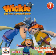CD Wickie CGI 2: Königin