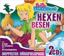 CD Bibi Blocksberg Box: Hexen