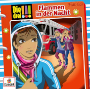 Kosmos CD !!! 63 Flammen in der Nacht
