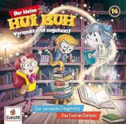 CD Kleiner Hui Buh 14: Zeugnis