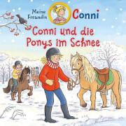 CD Conni 60: Ponys im Schnee