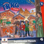 Kosmos CD TKKG Junior 09 Gepanschter Punsch