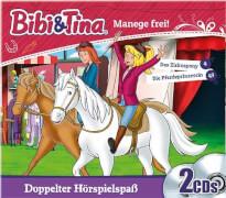 CD Bibi & Tina Box: Manege