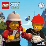 CD LEGO City TV2