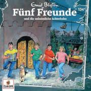 CD Fünf Freunde 134
