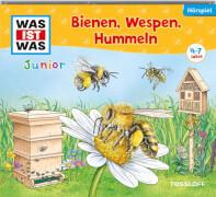 Tessloff WAS IST WAS Junior Hörspiel. Bienen, Wespen, Hummeln
