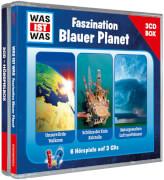 Tessloff WAS IST WAS 3-CD Hörspielbox. Faszination Blauer Planet