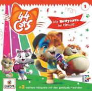 CD 44 Cats 1: Buffycats