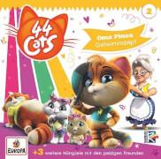 CD 44 Cats 2: Oma Pina