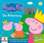 CD Peppa Pig 1: Ritterburg