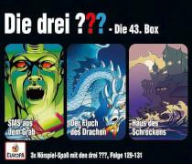 CD Drei ???: Box 129-131