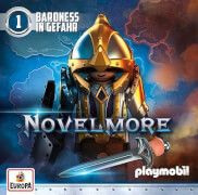 CD Playmobil 1: Baroness