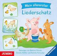 CD Mein allererster Liederschatz. 1 Audio-CD