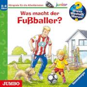 Wieso? Weshalb? Warum? Junior. Was macht der Fußballer? 1 Audio-CD