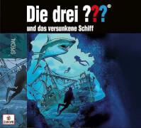 CD Drei ???: Versunk.Schiff