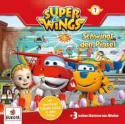 CD Super Wings 7: Pinsel