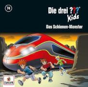 Kosmos CD ??? Kids 74 Das Schienen-Monster
