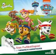 CD Paw Patrol 22: Fußball