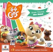 CD 44 Cats 3: Hund