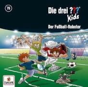 Kosmos CD ??? Kids 75 Der Fußball-Roboter