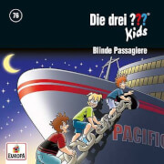 Kosmos CD ??? Kids 76 Blinde Passagiere